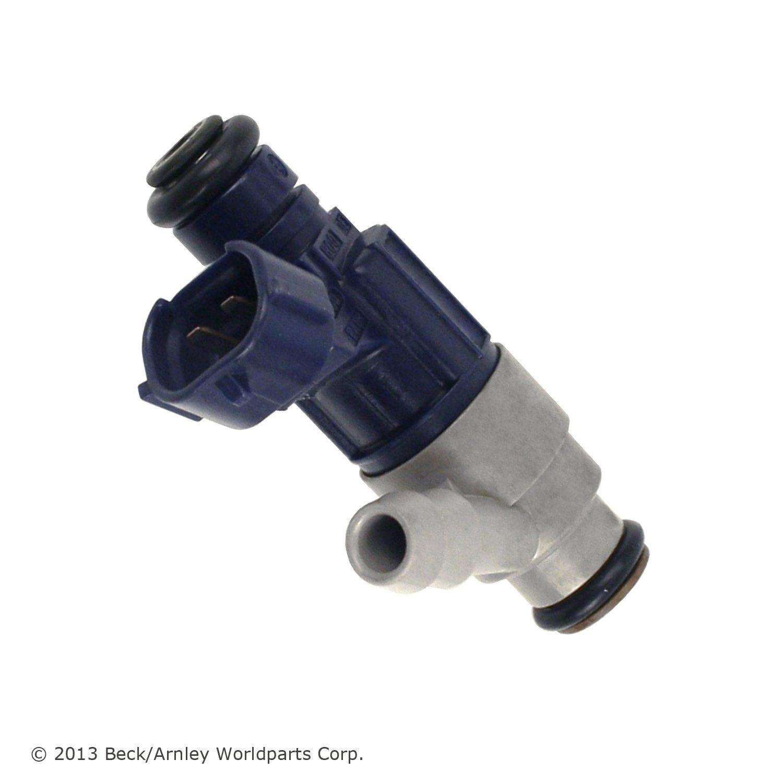 2002 Volkswagen Beetle Fuel Injector Beck Arnleyr 2013 Electric Pump Ba 155 0403