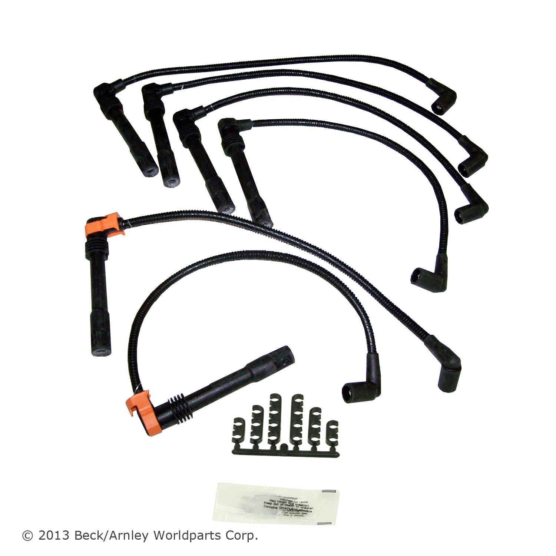 2000 audi a6 quattro spark plug wire set autopartskart A6 Wagon 2000 audi a6 quattro spark plug wire set ba 175 6201