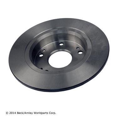 Disc Brake Rotor Rear Beck//Arnley 083-2988