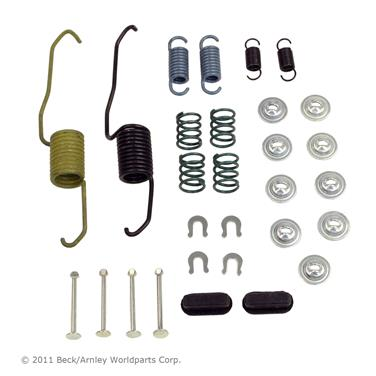 2004 Toyota Camry Drum Brake Hardware Kit BA 084-1144