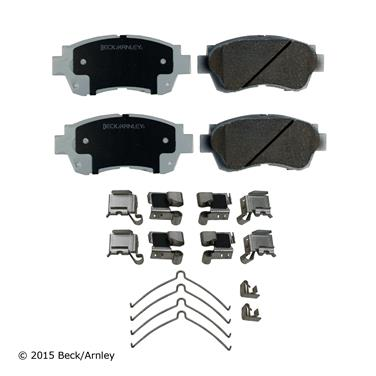 1994 Toyota Camry Disc Brake Pad and Hardware Kit BA 085-6379