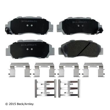 1995 Honda Accord Disc Brake Pad and Hardware Kit BA 085-6442