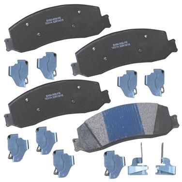 Performance Friction 1334.10  Disc Brake Pad Set Ford F-250 F-350 Best Quality