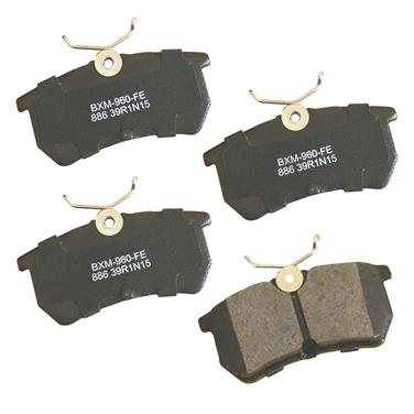 StopTech 308.08160 Street Brake Pads 5 Pack
