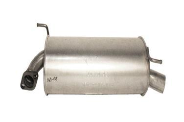 2001 Honda Accord Exhaust Muffler Assembly BO 163-095