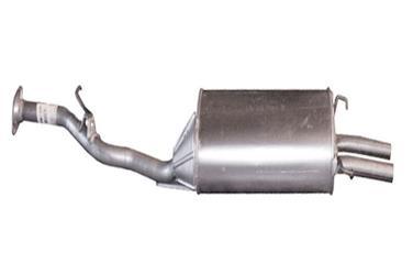 1997 Honda Accord Exhaust Muffler Assembly BO VFM-1728