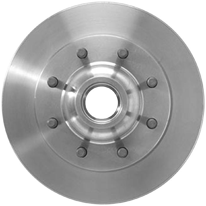 Raybestos 76452PER Advanced Technology Disc Brake Rotor /& Hub Assembly Performance