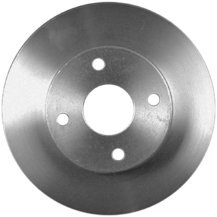 Bendix Premium Drum and Rotor Bendix Rotor PRT5237 Front