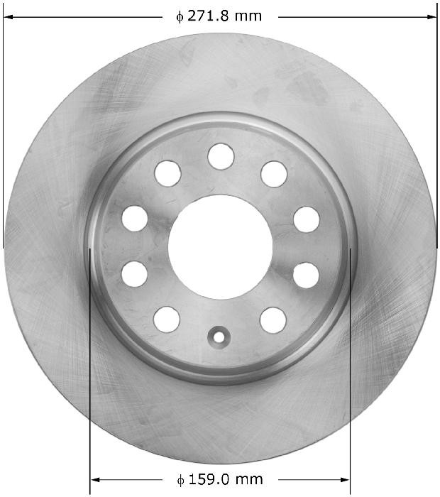 StopTech 128.33135L Cross Drilled Rotor