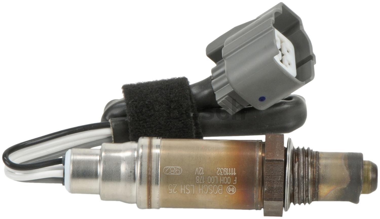 2011 Honda Element Oxygen Sensor Bosch 15730 Wiring Diagram Bs 13371
