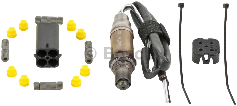 2004 Honda Cr V Oxygen Sensor Crv Lx L4 24 Liter Gas Exhaust Components Bs 15730