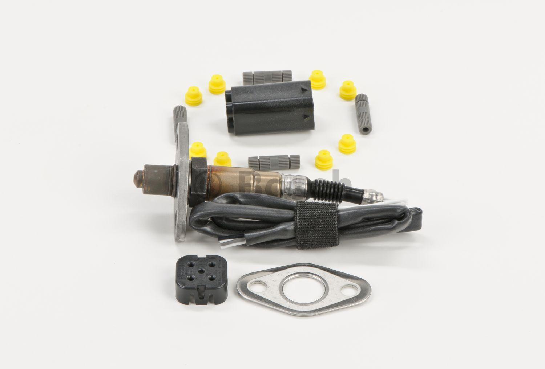 2001 Toyota Tacoma Oxygen Sensor Echo Location Bs 15739