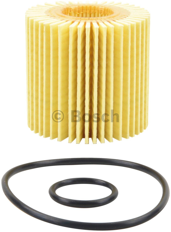 Toyota Highlander Service Manual: Oil filter sub-ASSY (3MZ-FE)