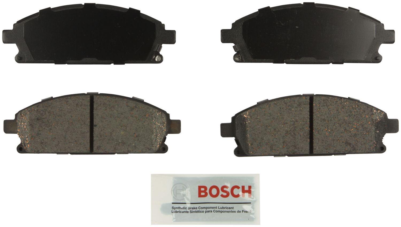 2001 Infiniti Qx4 Disc Brake Pad Set Wiring Harness Bs Be691