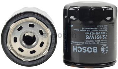 2010 Toyota Highlander Engine Oil Filter BS 72161WS