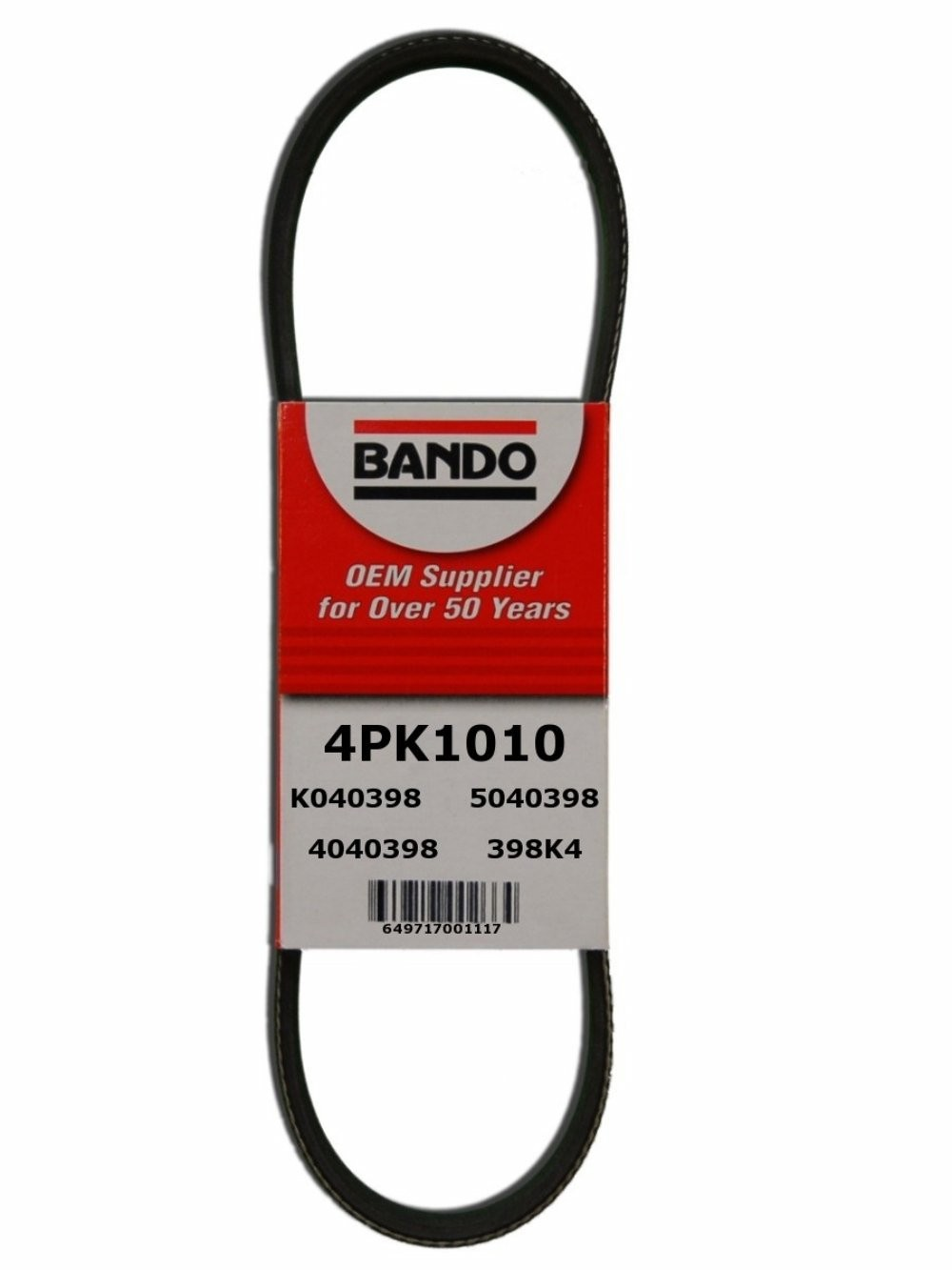 New Gates Micro V-Ribbed Belt 4 Ribs 960mm Part No 4PK960 OE Quality