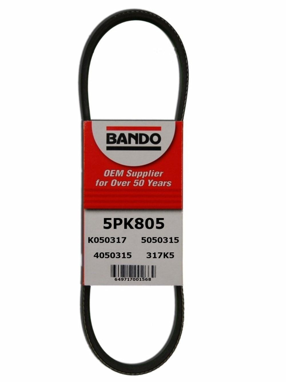 NAPA AUTOMOTIVE 25-050316 Replacement Belt