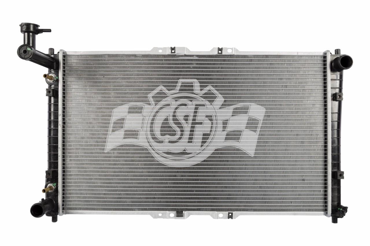 2442 New Radiator For Kia Sedona 2002-2005 3.5 V6 Lifetime Warranty