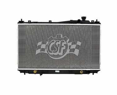 2004 Honda Civic Radiator C3 2800