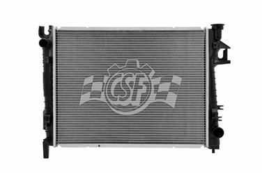CSF 2299 Radiator