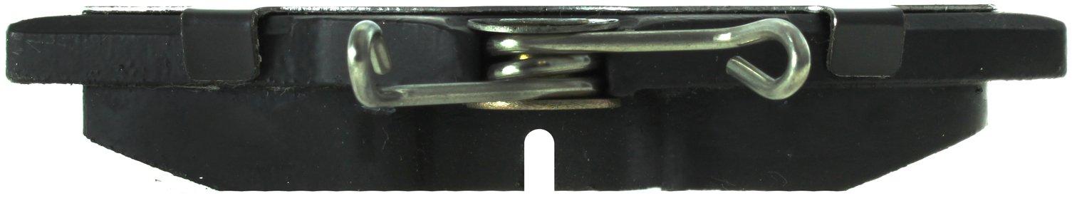 + Hardware Kit FRONT SET Posi Quiet Ceramic Brake Disc Pads LOW DUST 105.06960