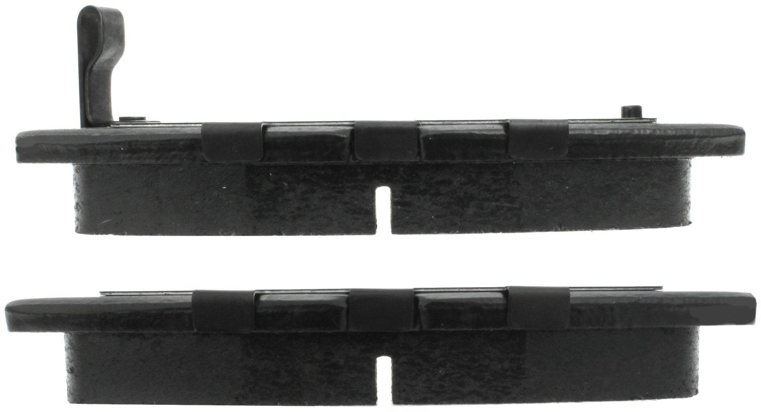 Disc Brake Pad Set Front Centric 104.05310