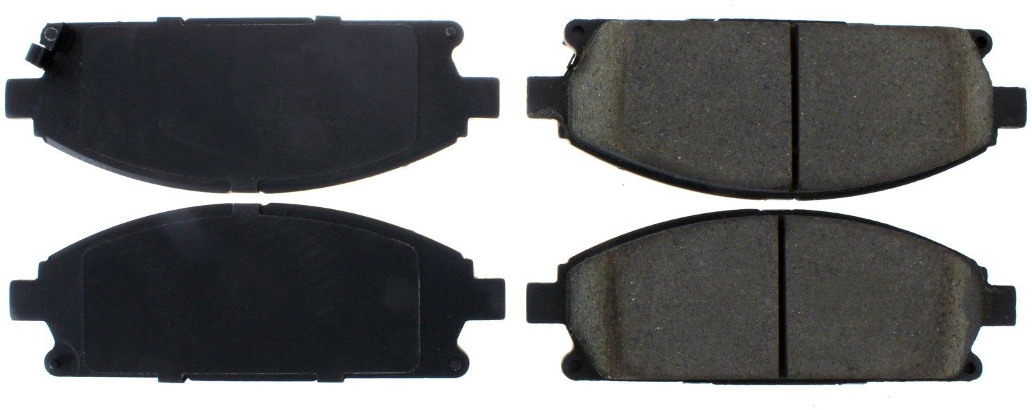 2001 Infiniti Qx4 Disc Brake Pad Set Wiring Harness Ce 10206910