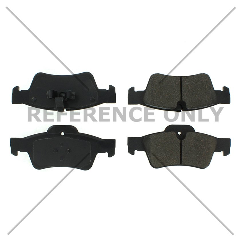 2009 Mercedes-Benz GL450 Disc Brake Pad Set | AutoPartsKart com