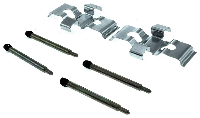 Centric 117.46015 Rear Disc Brake Hardware Kit 12 Month 12,000 Mile Warranty