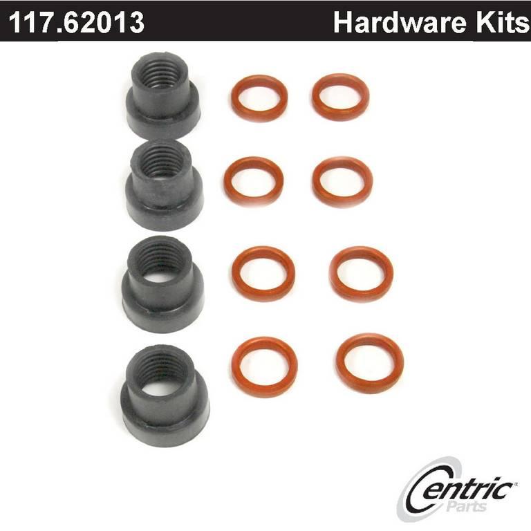 Disc Brake Hardware Kit Rear,Front Centric 117.62018