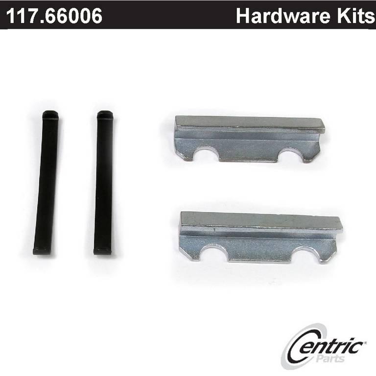 Disc Brake Hardware Kit Centric 117.70001