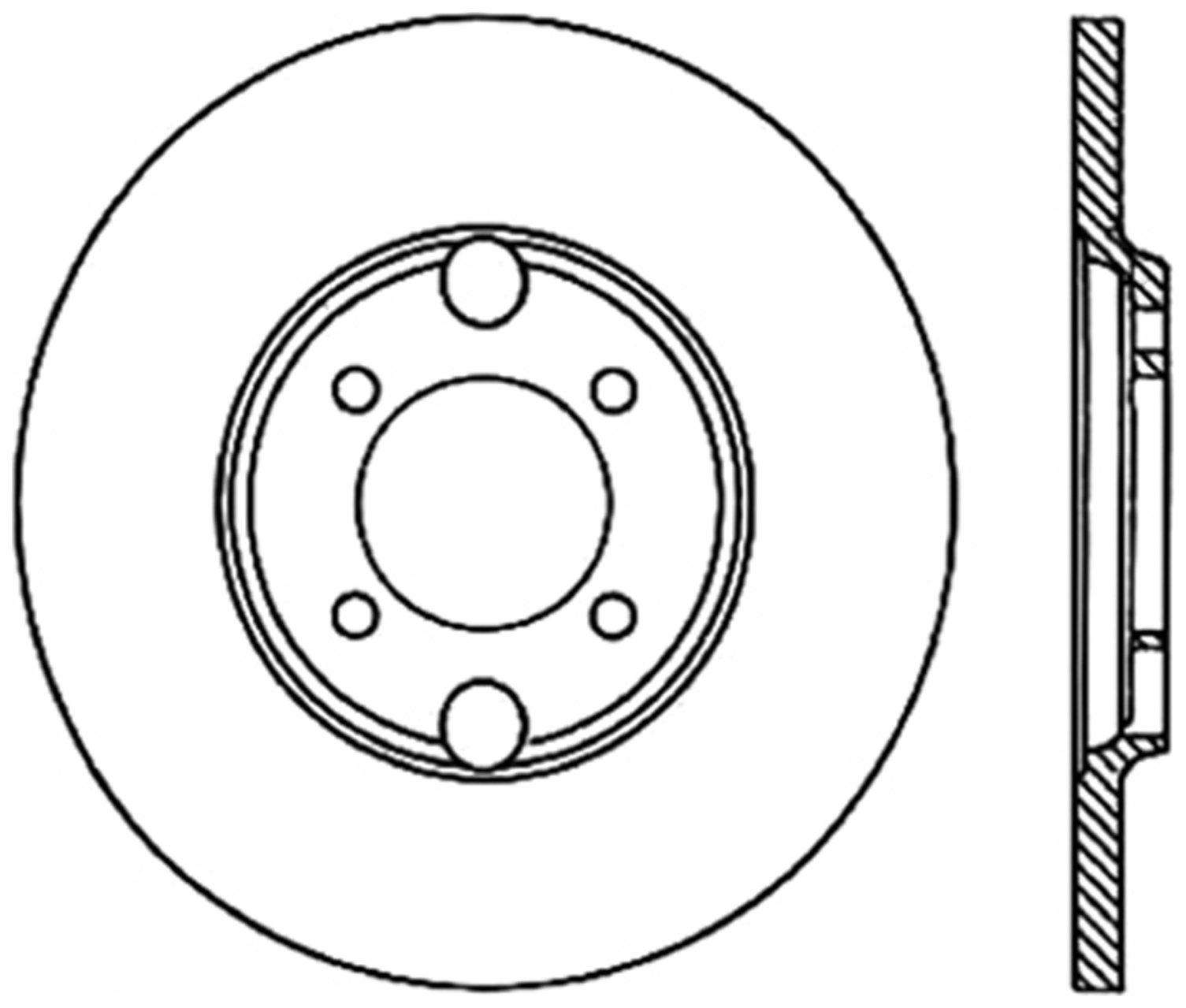 1992 jaguar xjs disc brake rotor autopartskart 89 GMC Sierra Rear Brake Assembly 1992 jaguar xjs disc brake rotor ce 121 20008
