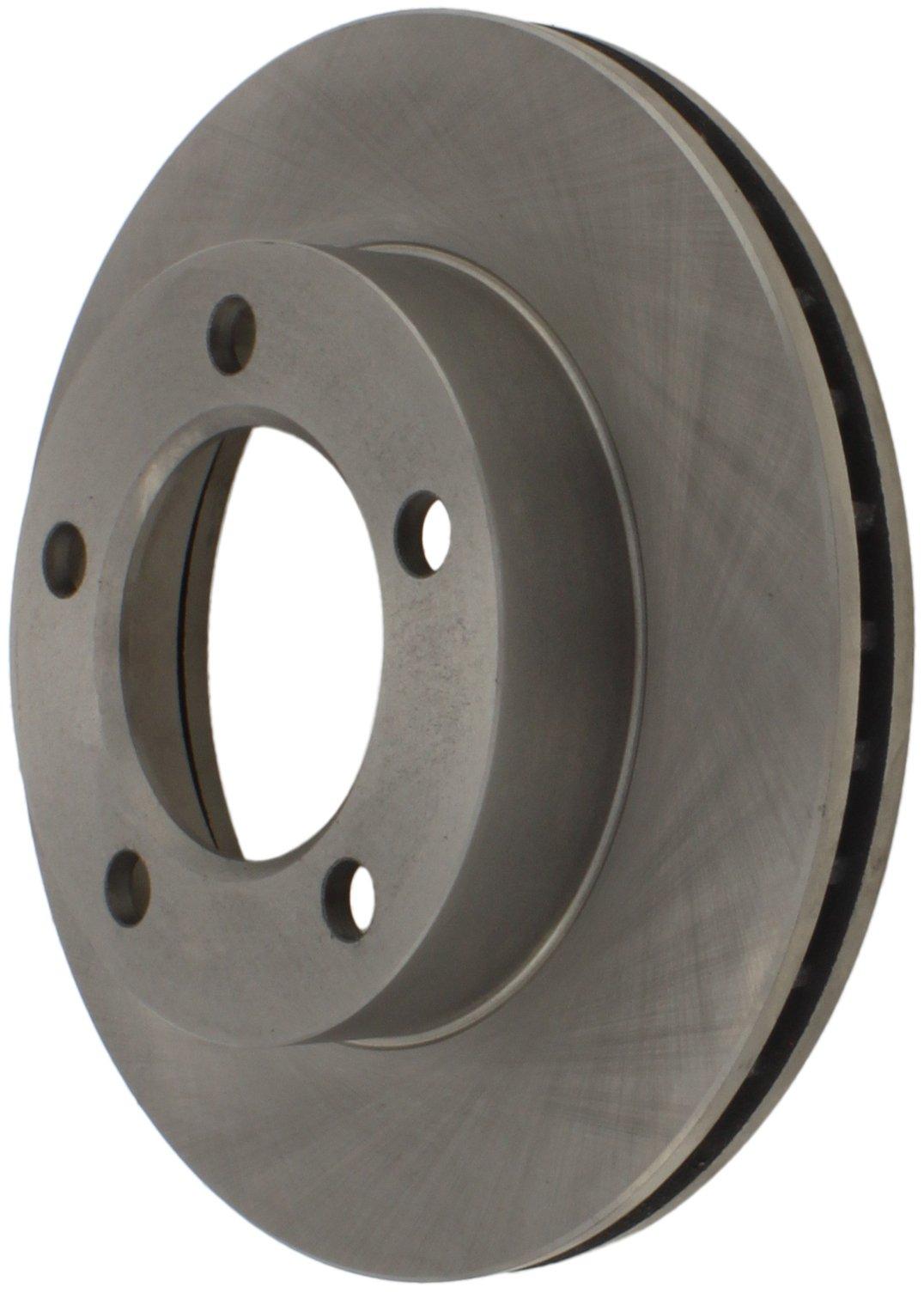 Centric 121.65039 Disc Brake Rotor-C-Tek Standard Brake Rotors