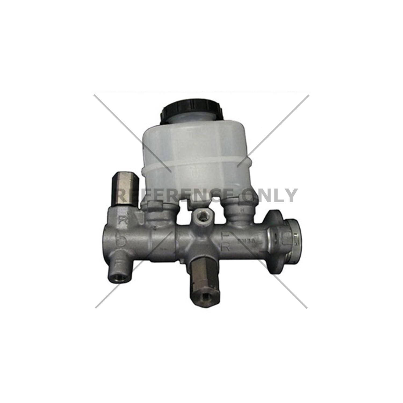 Brake Master Cylinder-C-TEK Standard Centric 131.42213