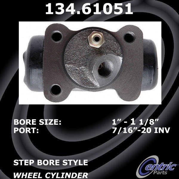 Brake System Dorman W8265 Drum Brake Wheel Cylinder