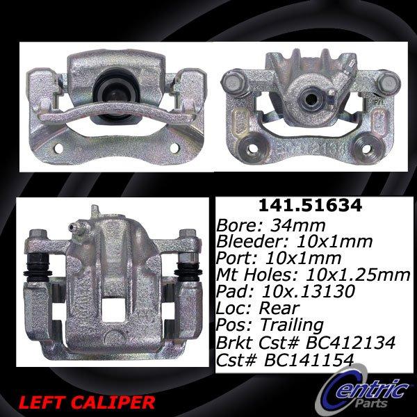 Centric 141.51626 Brake Caliper