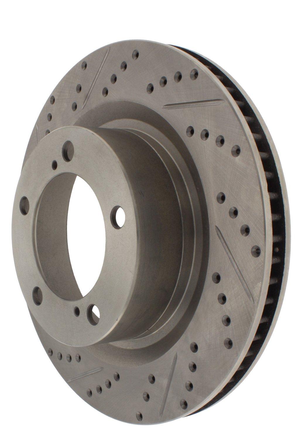 StopTech 126.44157CSR Brake Rotor