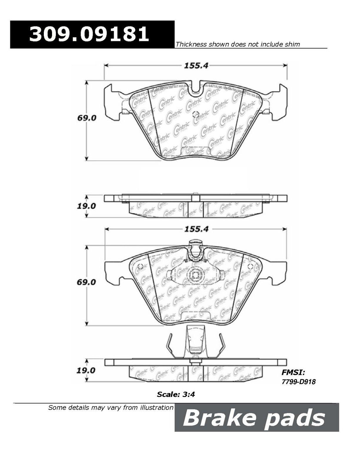 Pro Braking PBF5901-CAR-SIL Front Braided Brake Line
