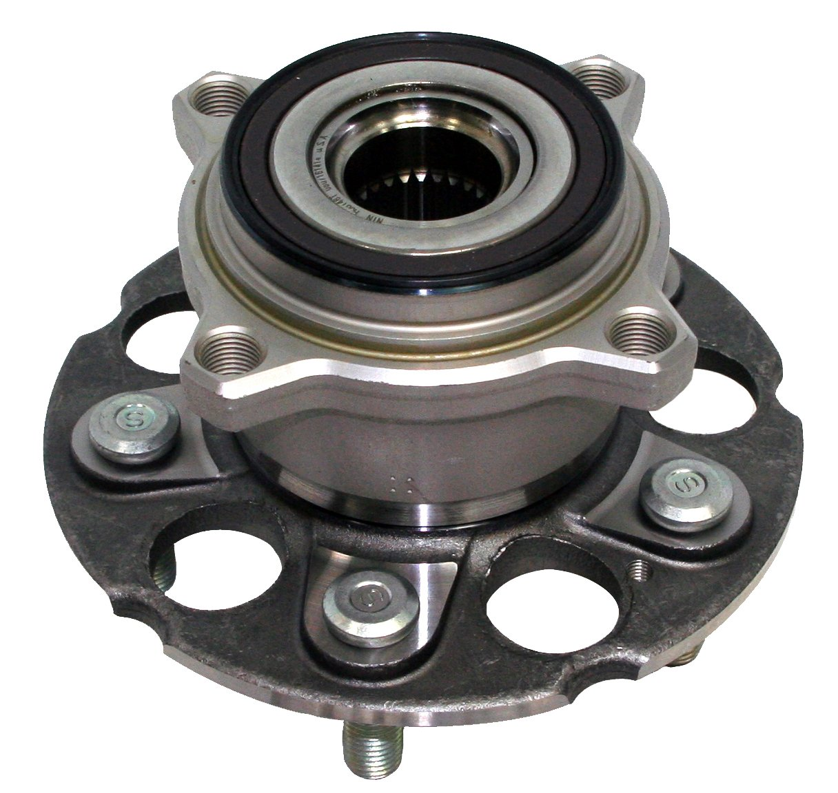 2007 Acura RDX Axle Bearing And Hub Assembly