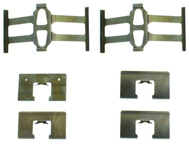 1994 Honda Accord Disc Brake Hardware Kit CE 117.40020