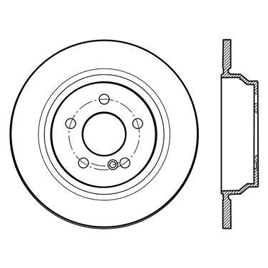2011 mercedes benz sl550 disc brake rotor autopartskart 2011 C300 Mercedes-Benz C-Class 2011 mercedes benz sl550 disc brake rotor ce 125 35098