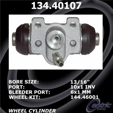 1995 Honda Accord Drum Brake Wheel Cylinder CE 134.40107