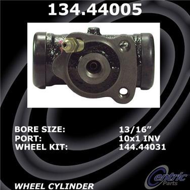 1995 Toyota Camry Drum Brake Wheel Cylinder CE 134.44005
