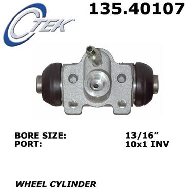 2000 Honda Accord Drum Brake Wheel Cylinder CE 135.40107