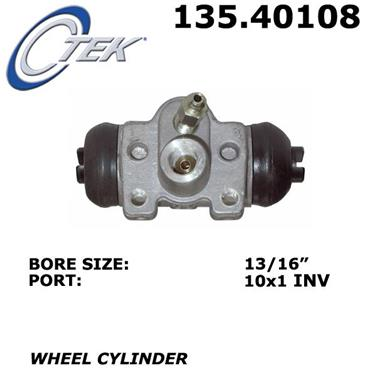 1995 Honda Accord Drum Brake Wheel Cylinder CE 135.40108