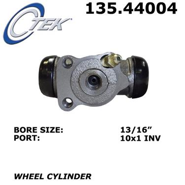1993 Toyota Camry Drum Brake Wheel Cylinder CE 135.44004