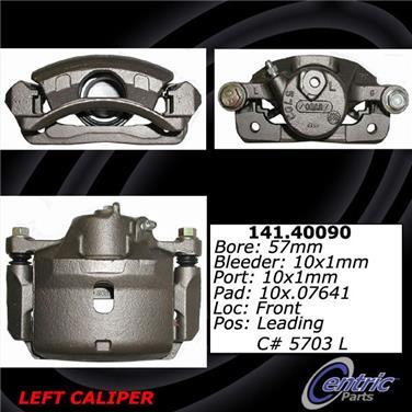 2000 Honda Accord Disc Brake Caliper CE 141.40090