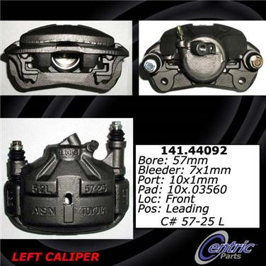 1991 Toyota Camry Disc Brake Caliper CE 141.44091