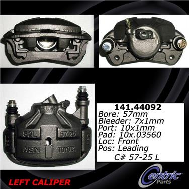 1991 Toyota Camry Disc Brake Caliper CE 141.44092
