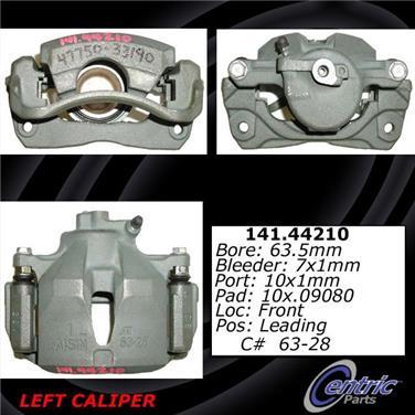 2005 Toyota Camry Disc Brake Caliper CE 141.44210